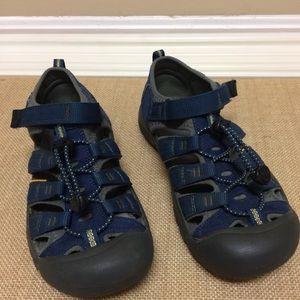 Keen Newport blue sport sandals